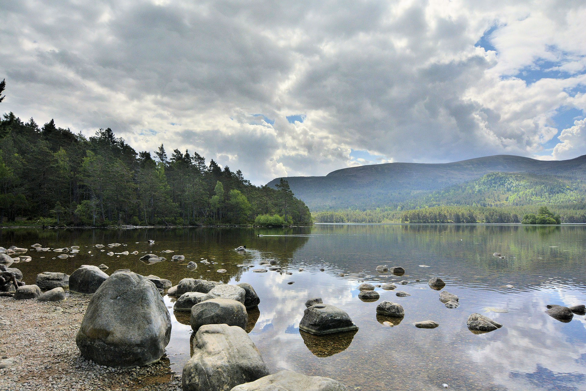 Highlands of Scotland - the stunning Cairngorms